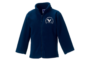 DPS Fleece Full Zip